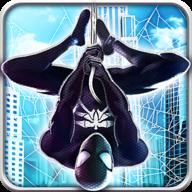蜘蛛超級英雄飛模擬器