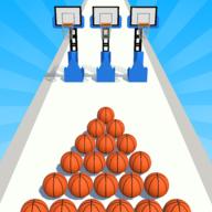 籃球倍增跑