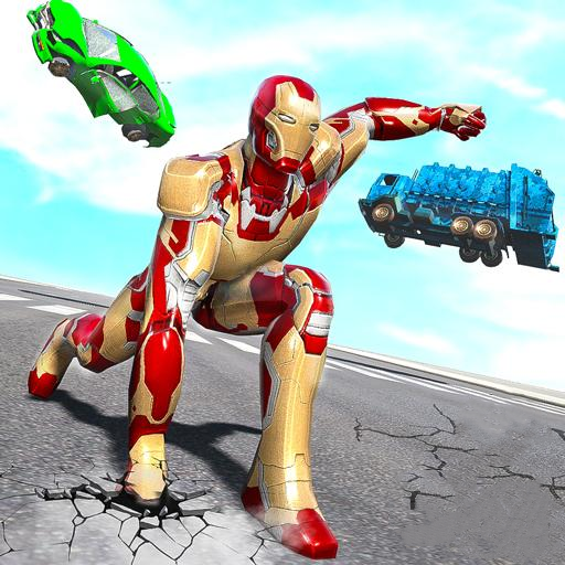 鋼鐵英雄打擊戰爭 v1.0.7