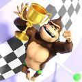 攀岩猴比赛