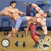 健美教練撲滅斗爭