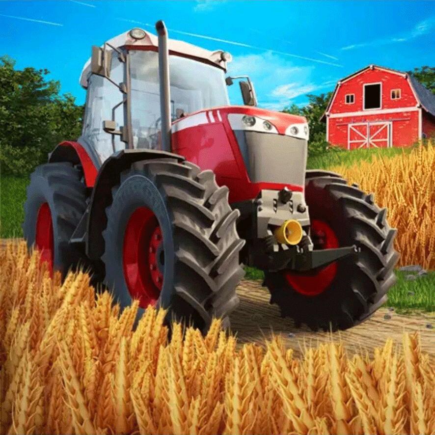 模拟拖拉机庄园 v1.0